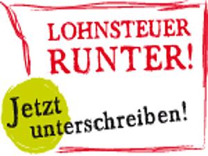 Lohnsteuer-Kampagne von ÖGB und AK