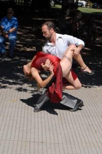 Tango in Buenos Aires. Foto Helmut Kasper