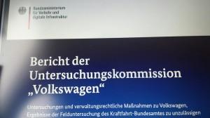 VW Untersuchungsbericht