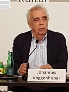Johannes Voggenhuber, Europa 1