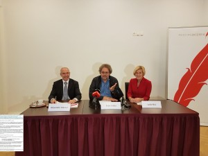 Dr. Alexander Klauser, Dr. Peter Kolba, Mag. Lydia Ninz