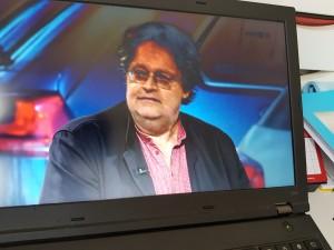 Dr. Peter Kolba im ORF