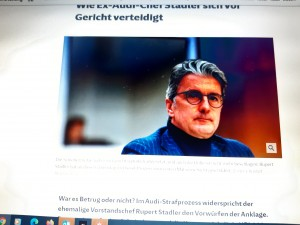 Rupert Stadler, Ex-Audi-Chef, Foto: Christoph Stache